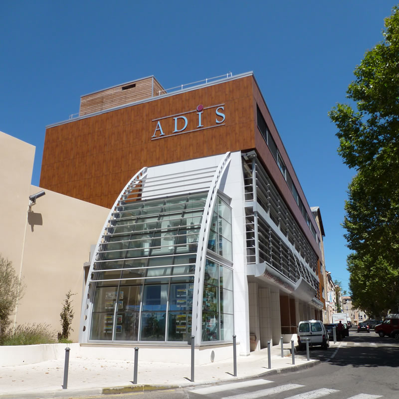 Projet ADIS Aubenas SORHA