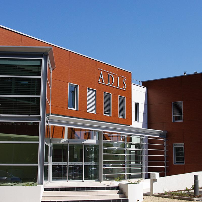 Projet ADIS Romans sur Isère SORHA