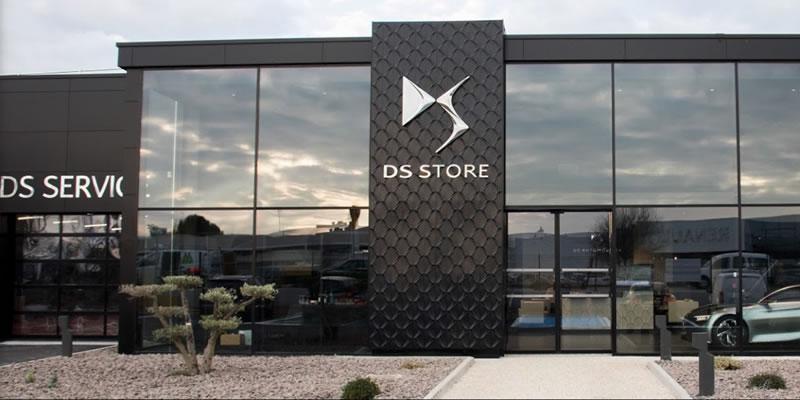 Entrée de DS Store Valence