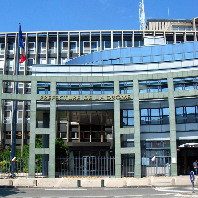 Préfecture de la Drôme SORHA