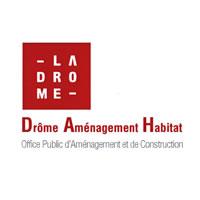 sorha logo drome amenagement habitat
