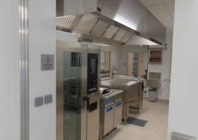 Cuisine Residence Les Primeveres-Chapelle de Guinchay- Saone et Loire -SORHA