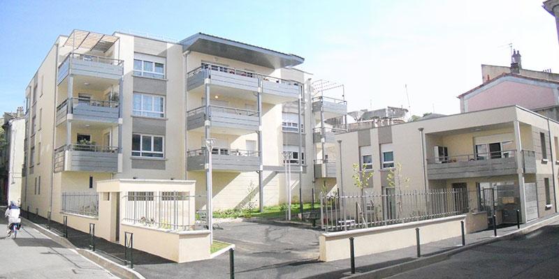 villa rue chretien agence architecture sorha valence drôme
